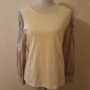 Vince Camuto | Long Sleeves  Top